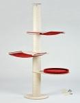 Katzenkratzbaum Deckenspanner American-Curl