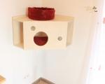 Katzenhöhle Eckboard Style